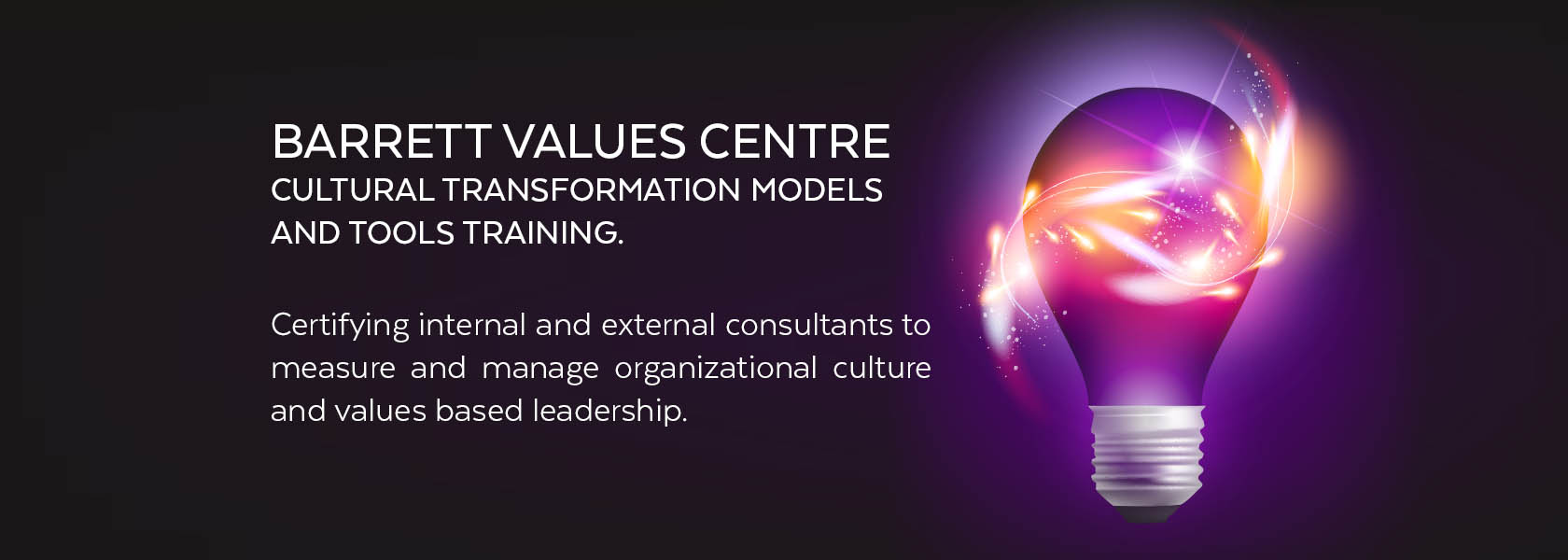 Barrett Values Centre CTT Tools and Training